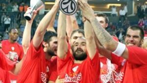 Euroleaguede şampiyon Olimpiakos