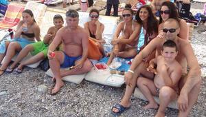 Antalya güneşi iyi geldi
