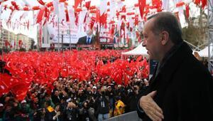 Cumhurbaşkanı Erdoğan: Şu parti, bu parti için demiyorum