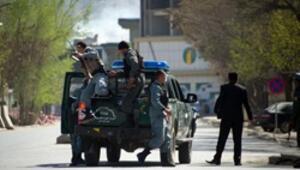 Taliban Kabili vurdu