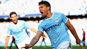 Manchester City gole doymuyor