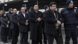 Gözaltına alınan BDPli başkanlar adliyede