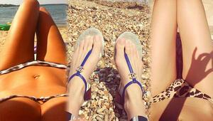 Selfie hastalarına kötü haber: Bu plajda selfie yasak