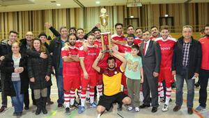 Gençlerbirliği Rhein Main şampiyonu