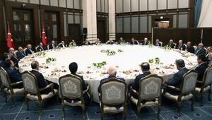 Cumhurbaşkanı Recep Tayyip Erdoğandan iftar sofrası açıklaması