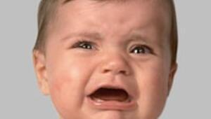 Ağlayan bebek E-bayda satılık
