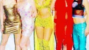 Victoria's Secret'te iç çamaşırın yanında Spice Girls'ün albümü