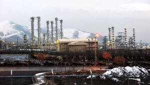 İranın nükleer tesisi denetleniyor