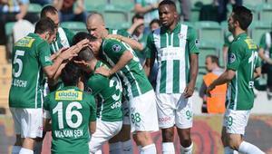Bursaspor: 7 - Kardemir Karabükspor: 1