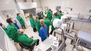BP eleştrilere Almanya'daki laboratuvardan cevap verdi