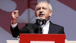 CHP lideri Kılıçdaroğlu Kartal mitinginde konuştu: Korkmayın, yılmayın, sinmeyin