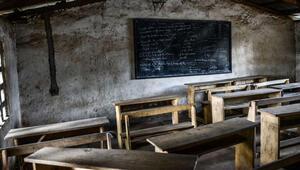 5 milyon öğrenci Ebola mağduru