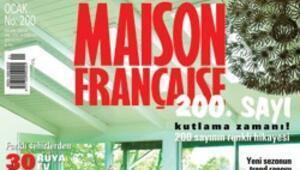 Maison Française bu ay 200. sayısını kutluyor