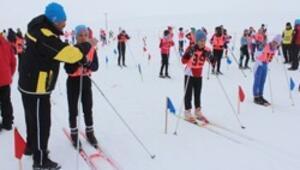 Kayaklı Koşu Türkiye Şampiyonası başladı