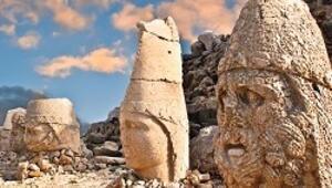 İstanbul'dan Nemrut Dağı'na Türkiye'deki Dünya Mirası