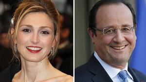 François Hollandea Closer dergisinin yayımladığı fotoğraflar soruldu
