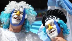 Arjantin 24 sene sonra yarı finalde