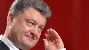 Poroşenko zafer konuşmasında Türkiye'yi müttefik ilan etti