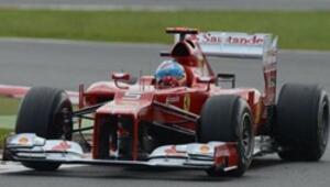 Britanyada ilk cep Alonsonun