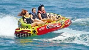 Antalya'da oteller yenilendi, sahillere 17 yeni Mavi Bayrak geldi