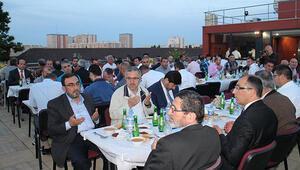 Paris DİTİBden vatandaşlara iftar programı