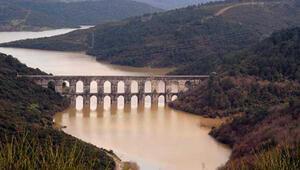 İstanbulda baraj doluluğu 1 yılın en yükseğinde