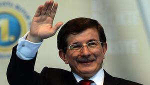 Ahmet Davutoğlundan veda konuşması