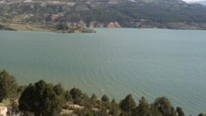 Ermenek Barajı su sporlarına hazır