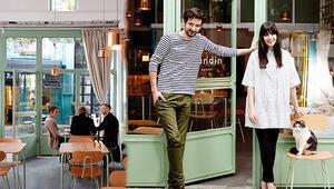 Modernist ve romantik bir kafe: Dandin Bakery Karaköy