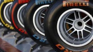 Lastik savaşı F1 için yanlış olur