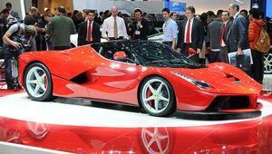 Ferrari halka arz edilecek
