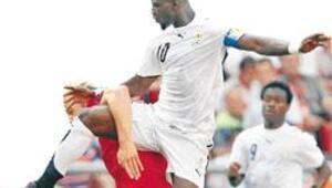 Gana Çeki kırdı:2-0
