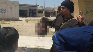 IŞİD kâfir deyip vahşice öldürüyor, sonra da sergiliyor