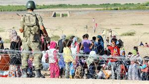 1500 Suriyeliye Antalyayı terk et tebligatı yapıldı