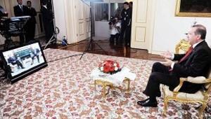 Putin ve Berlusconi Erdoğan ile tele zirvede doğalgaz pazarlığı yaptı