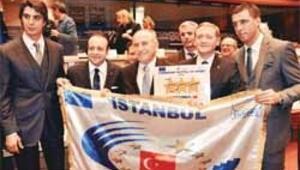 İstanbul Spor Başkenti oldu