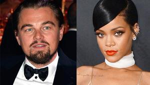 Leonardo ile Rihanna birlikte mi