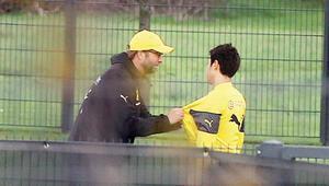 Dortmund'da sinirler gergin