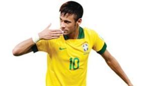 Fazla zayıfsın kilo al Neymar
