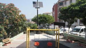 Kağıthane Belediyesinin deprem parkları depreme hazır
