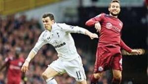 Sol kanattan esen rüzgar Gareth Bale
