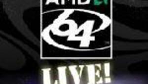Ev eğlencesi için AMD LIVE