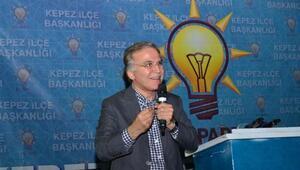 Mehmet Ali Şahin: Seçmen bize Sizin egsozda çatlak var dedi