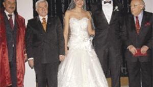 Son günlerin en şık düğünü
