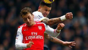 Londra derbisinde Kane attı, Tottenham kazandı