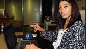 Fenerbahçeli Kim Yeon Koung: Askerde iken nasıl tweet atıyorsun
