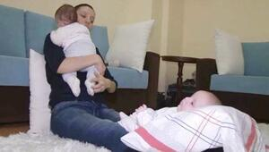 İkizlerin annesine kötü haber