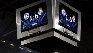 Schalke 04 6 yedi ağızları bozuldu