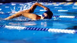 Yüzmede milli heyecan