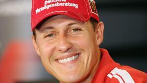 Michael Schumacher ölümle girdiği yarışı da kazandı